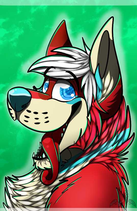 Most recent image: YCH Commission: Tokala