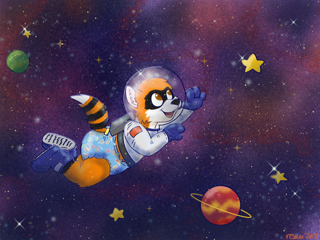 Space Foxcoon