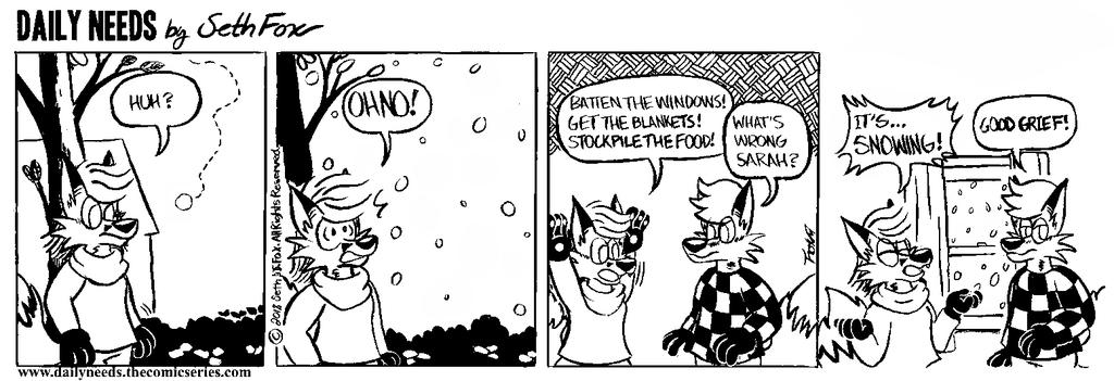 DN #119 - Let It Snow