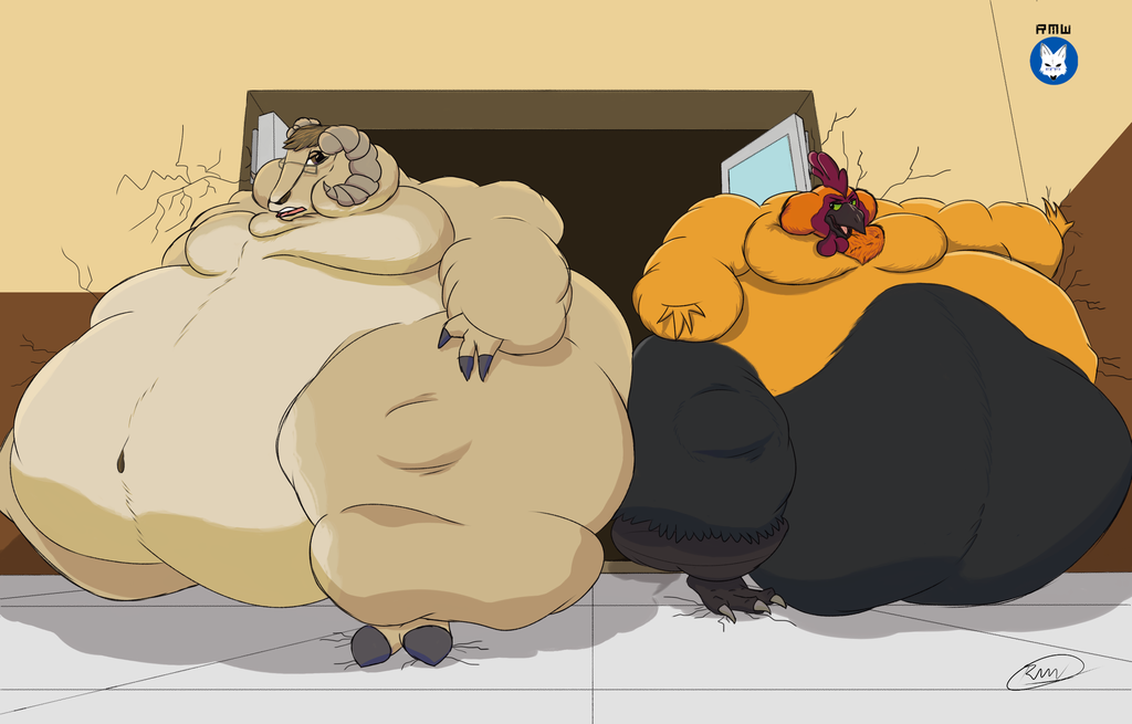 After buffet BIG problem