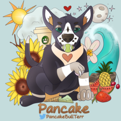 [P]Pancake Badge