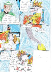 Legend of dragon: Bird and dragon:Pg 19
