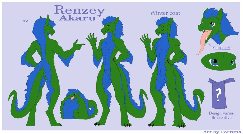 [Commission] Renzey