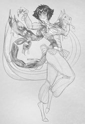 Bellydancer Sayaka