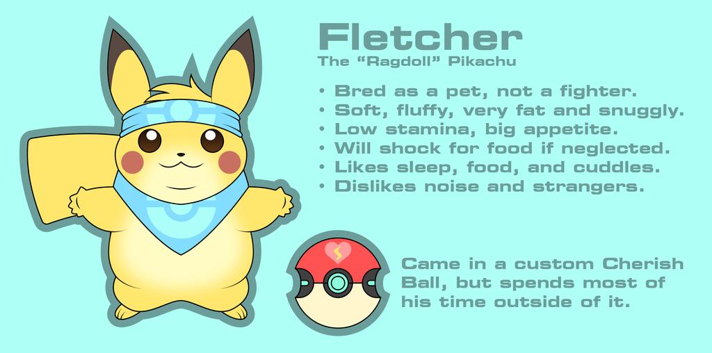 Fletcher Pokésona Reference