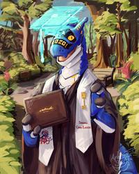 Asimov Grad Portrait