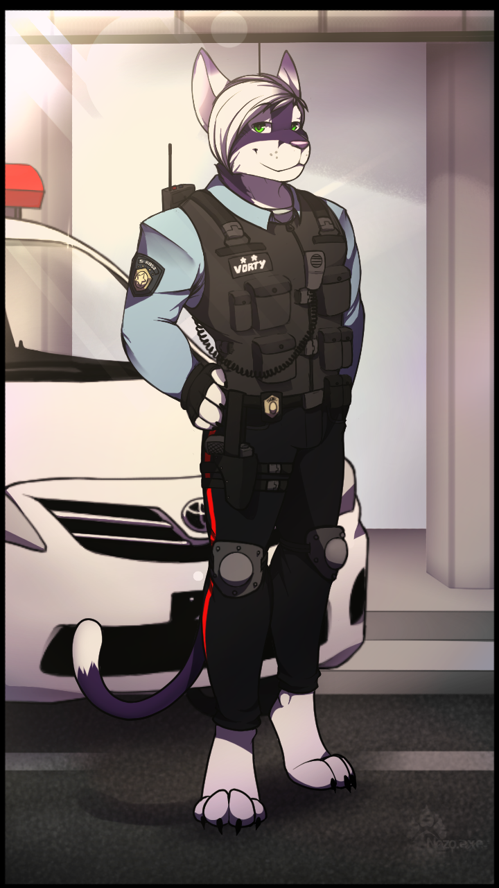 Vorty: Police Officer
