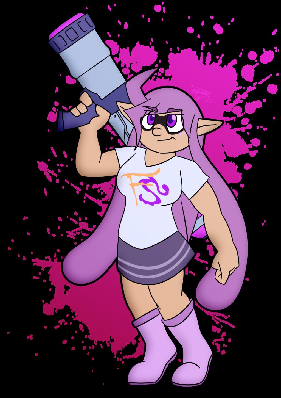 Feonna Squid-Kid