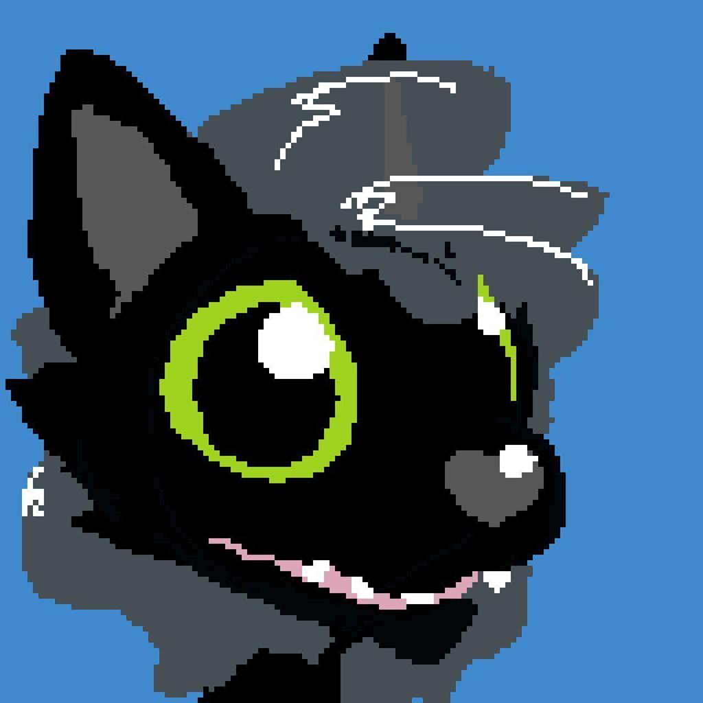Pixel Art : Happy Thing