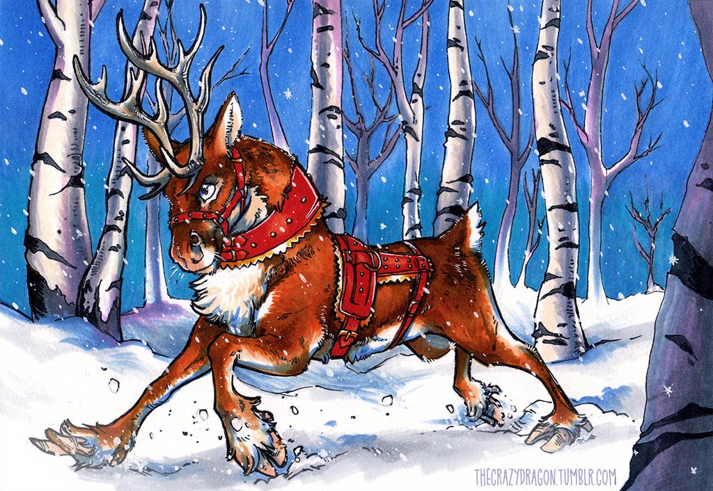Most recent image: Reindeer Games