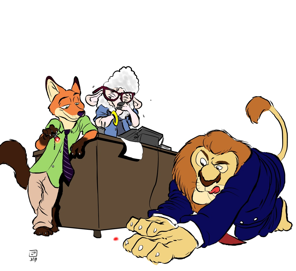 Most recent image: Lionheart & The Laser