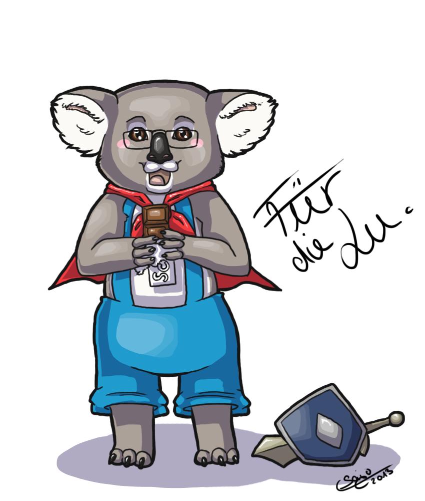 koala mitey (ni no kuni) - gift