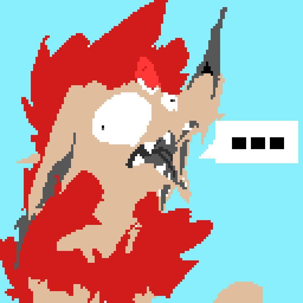 Pixel Art : WHY!?