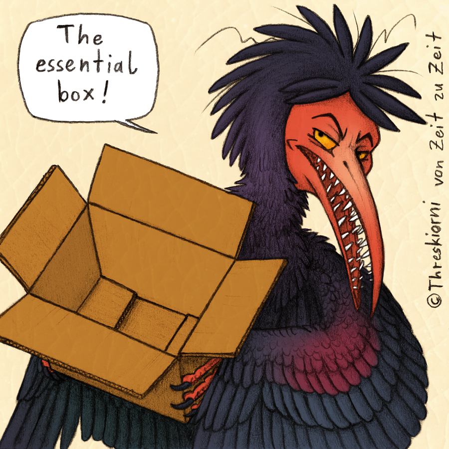 Most recent image: The Essential Box