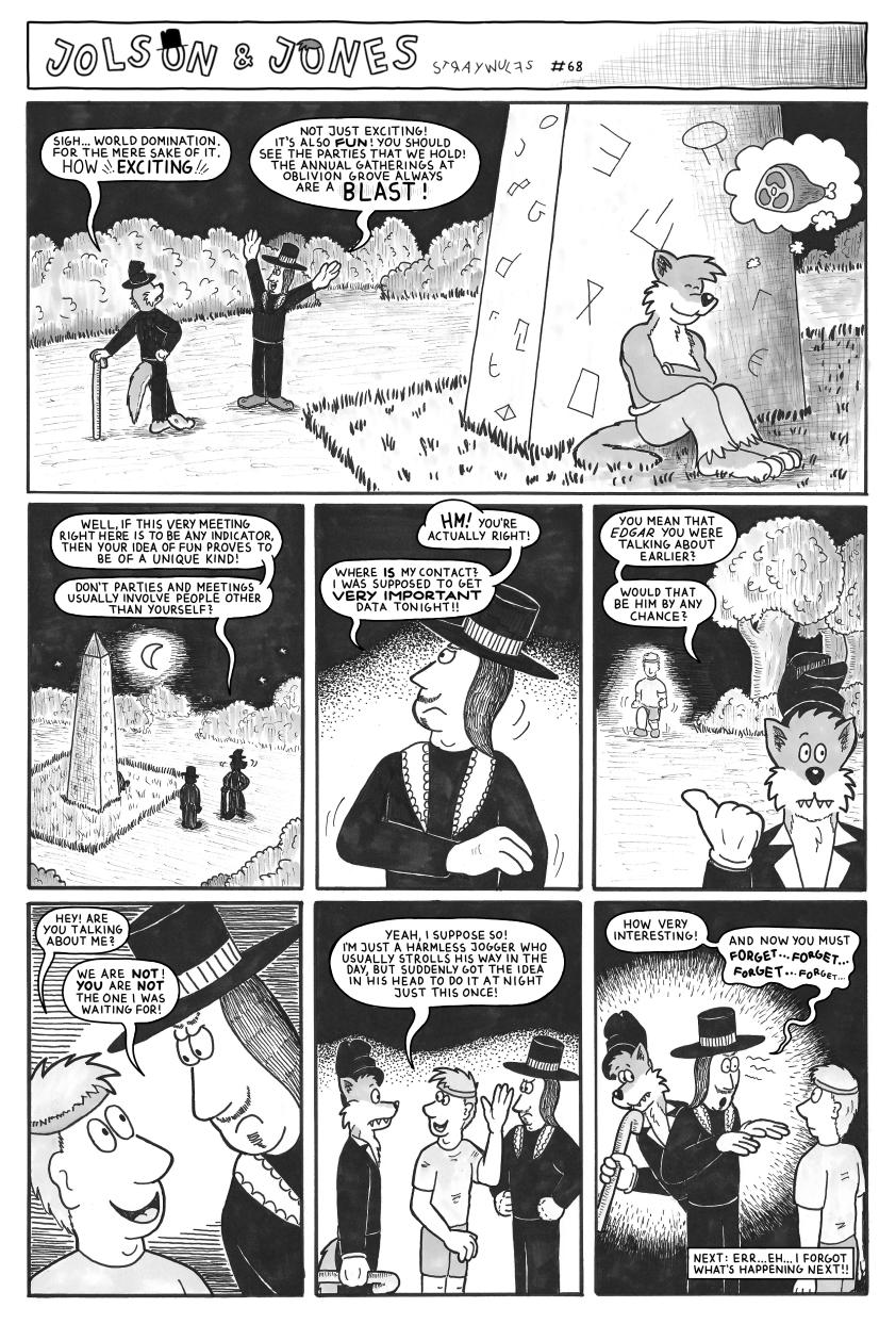 Jolson & Jones #68 - Waiting For The Man