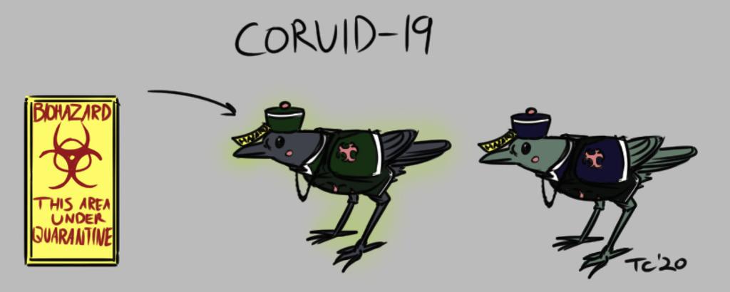CORVID-19 (WIP concept)