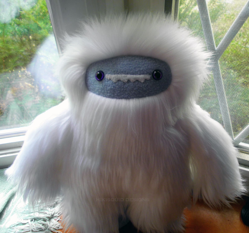 Most recent image: Big yeti