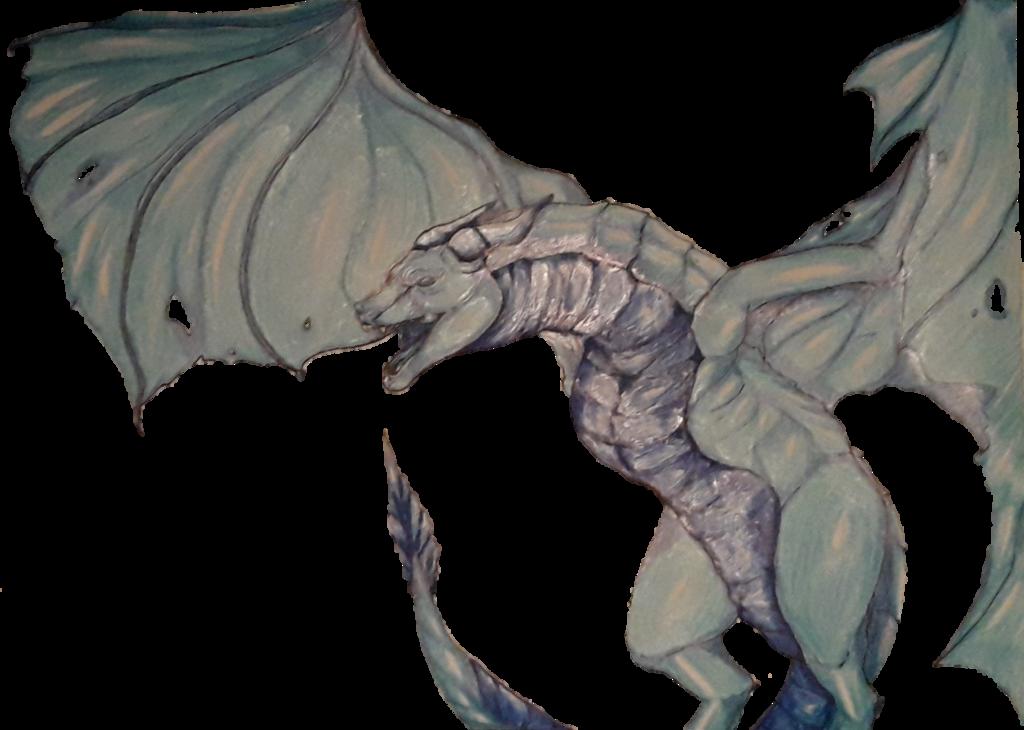 Most recent image: Ice Dragon
