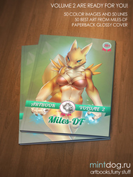 Miles-DF artbook vol2