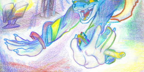 Rave Energy Art