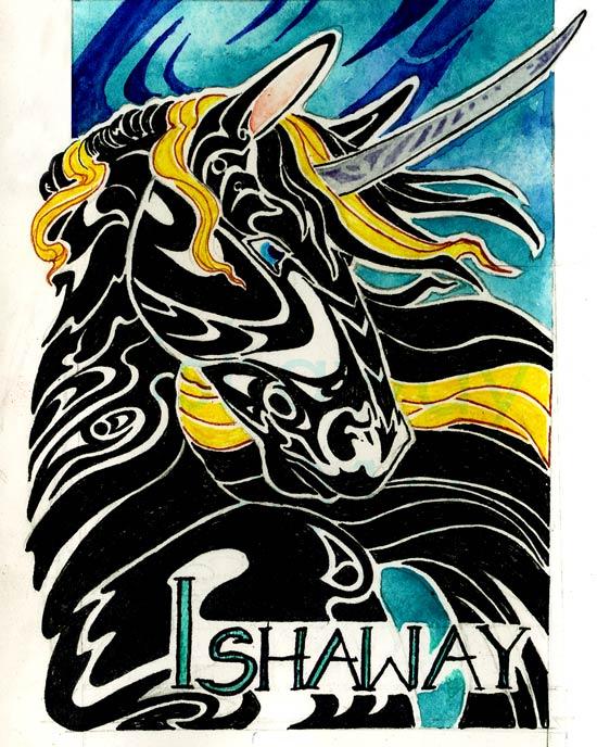 Dreaming Badge - Ishaway