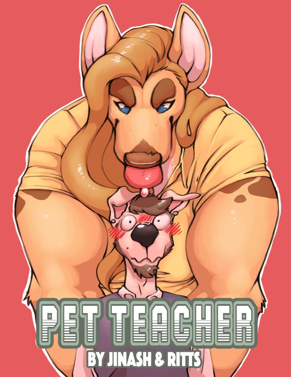 Pet Teacher Cover
