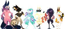 Grem Pixels: My Crew