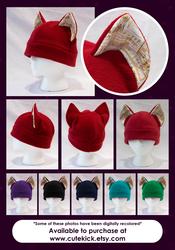 Music Cat Hat