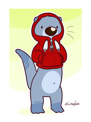 Otter Hoodie