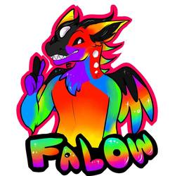 Falow Badge