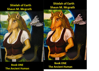 color revision Shielah of Earth cover