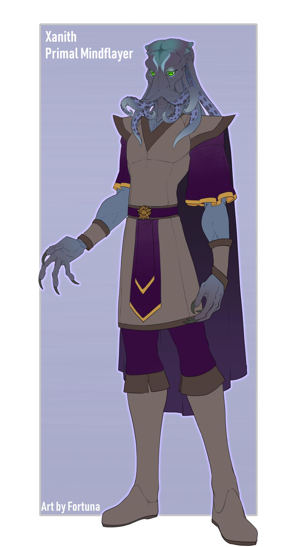 [Commission] Xanith
