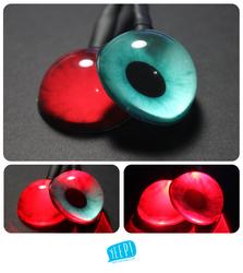 EYES: Red LED eyes
