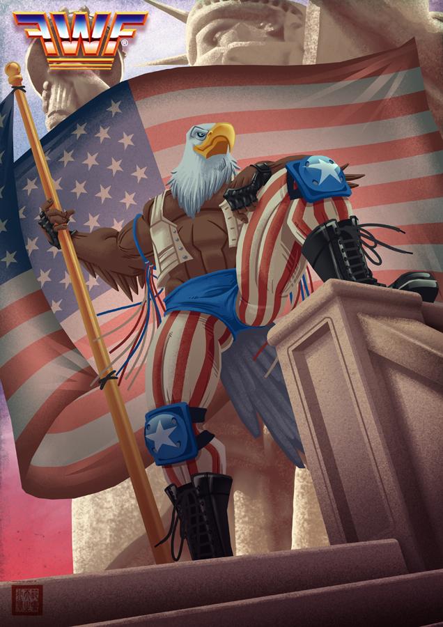 FWF® presents: The Patriot