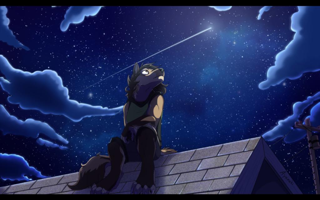 Most recent image: Star Gazer
