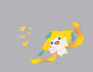 Star - Day 8 Inktober