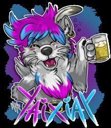 .: Drunk Otter is drunk [COM]