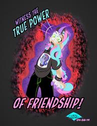 Witness the True Power of Friendship [04.26.2019]