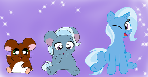 A Great and Powerful Transformation