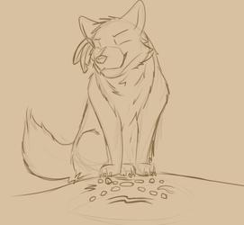 (WIP) Medicine Wheel Fox