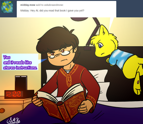 Ask Abra and Mew question #128