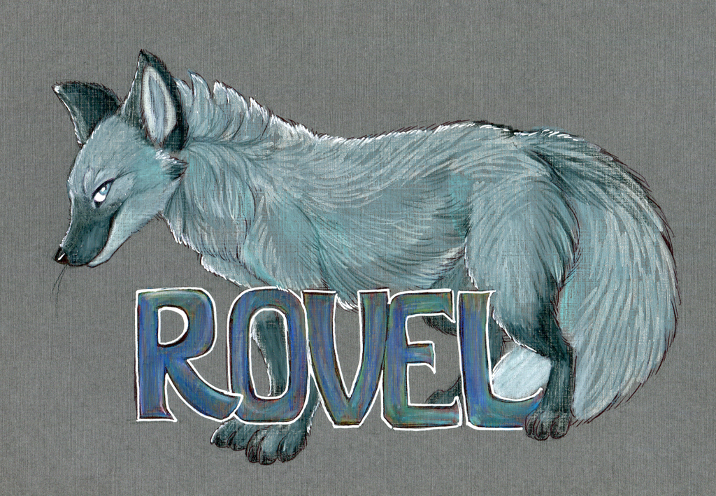 Rovel Badge