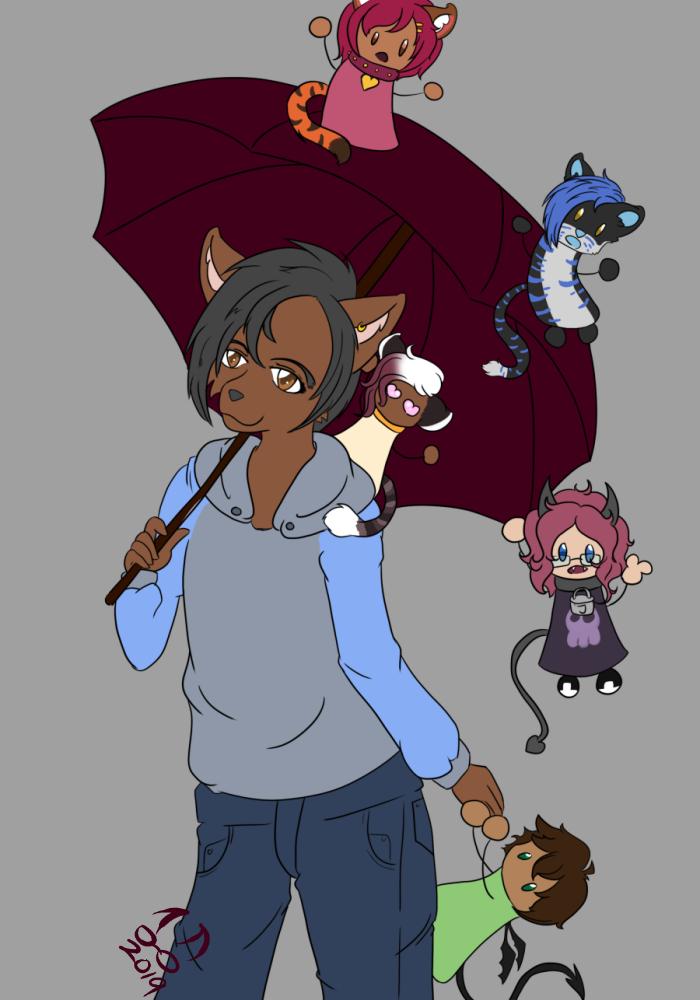 It's Raining Cheebs ~