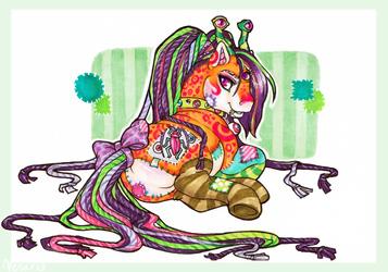 Plush Vera Pony