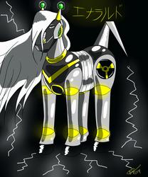 Emerarudo - Horse Maverick Concept