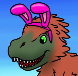 Easter Rex is here