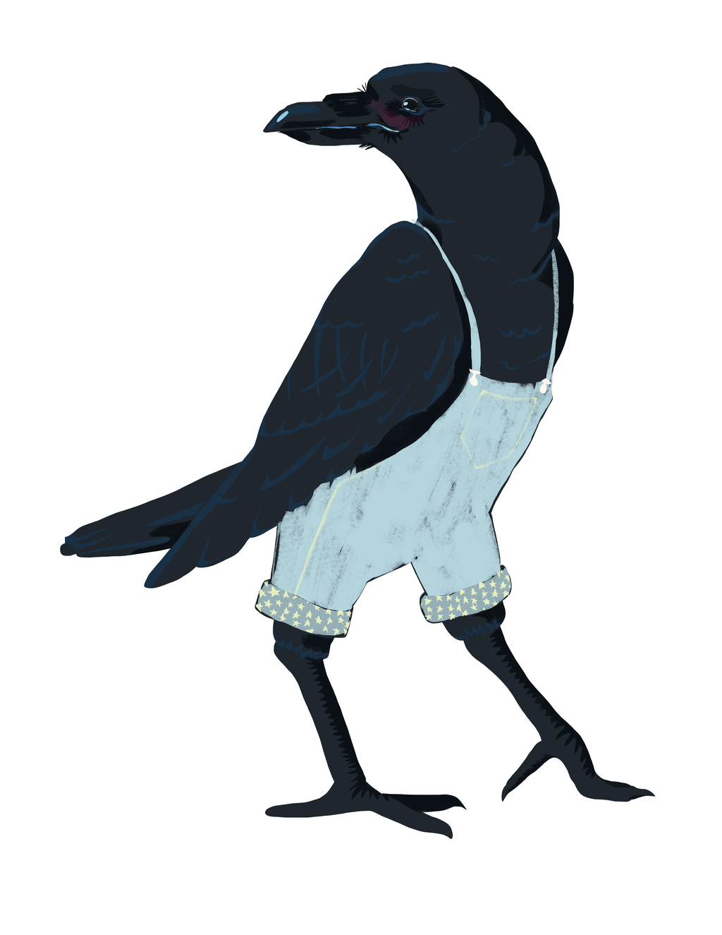 Crow Fashion