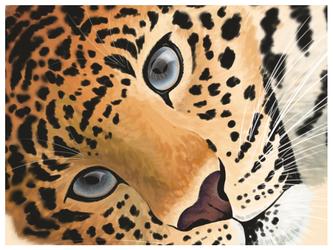 Realistic Leopard