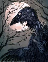 Plague bird