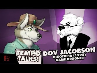 Animatronics in Dinotopia - Dov Jacobson Full Interview | Tempo Talks